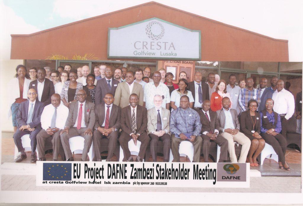DAFNE Zambezi Stakeholder Meeting, Lusaka, 2017
