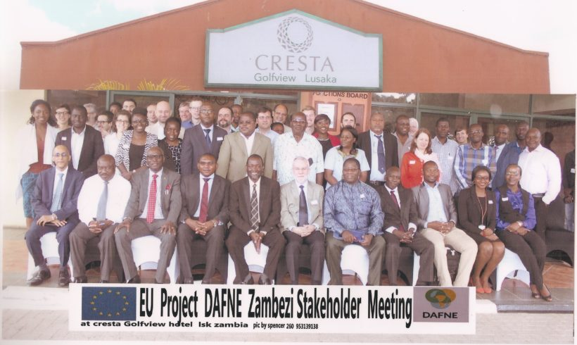 Stakeholder workshop Lusaka