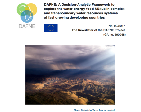 DAFNE newsletter | Issue 2